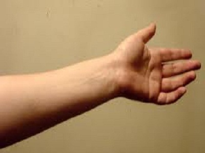 Idioms - Body - Arm