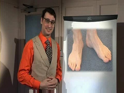 Idioms - Body - Foot
