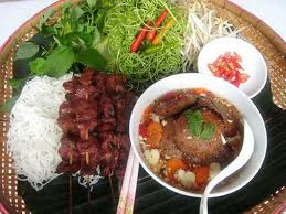 Hanoi has been known worldwide because it is famous for street food