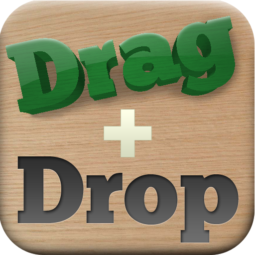 Listen - Drag and drop.