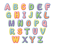 Listen and fill letters in blanks to have right words.