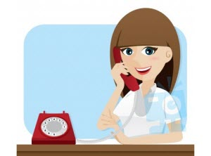 Using the telephone - Part 1