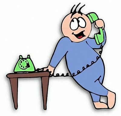 Using the telephone - Part 2