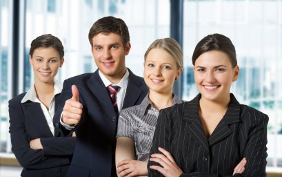 1. Formal clothes in business and workplace