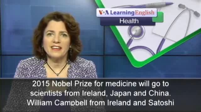 Noble Prize Honors Three Who Developed Life-Saving Drugs