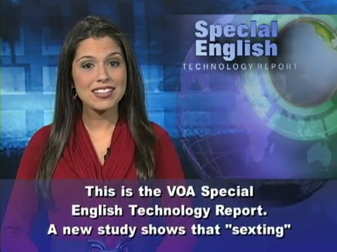 Sexting' Study Finds Low Rate Among Young