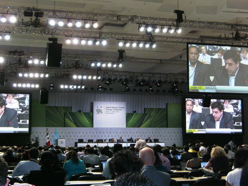 Putting Agriculture at the Center of Climate Talks