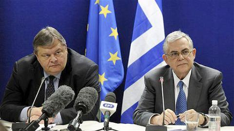 European Ministers Agree to Loan Greece Another $172 Billion