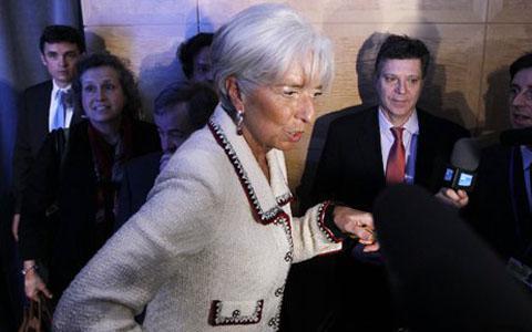 World Bank and IMF Meet in Washington