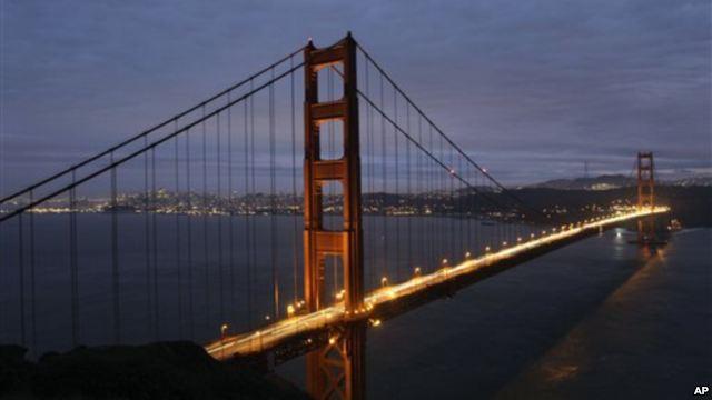 Golden Gate Bridge Still Shines After 75 Years