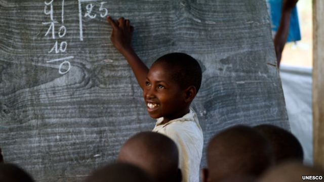 Conflicts Keep Millions of Children Out of School