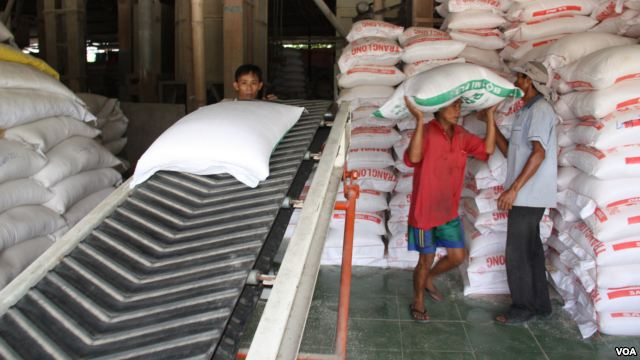 Vietnam's Big Year for Coffee, Rice Exports