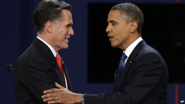 First Presidential Debate Centers on Economic Concerns