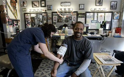 For Black Men in US, How a Haircut Could Mean a Longer Life