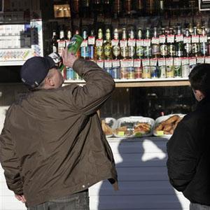 World Health Organization Says Alcohol Abuse is an International Problem