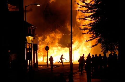 Questions for Britain After the Riots