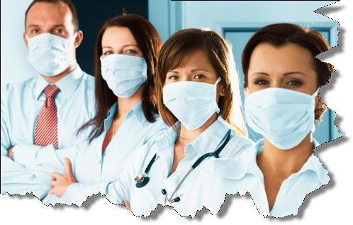 Medical Spies Keep Watch on Leaders