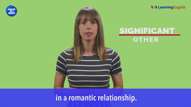 Significant Other - Người ấy