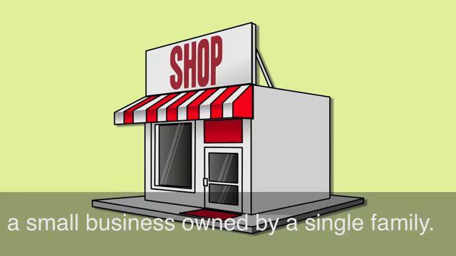 Mom-and-Pop - Cửa tiệm gia đình