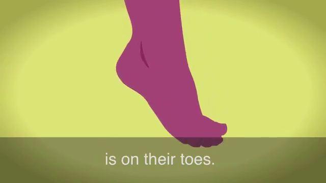 Keep You on Your Toes - Để tâm, tập trung, chú ý