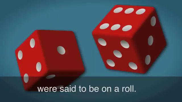 On a Roll - Trên đà thành công, trên đà chiến thắng