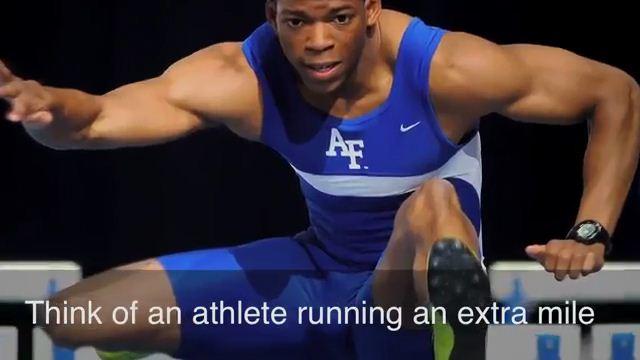 Go the Extra Mile - Nỗ lực hết mình, cố gắng hết sức