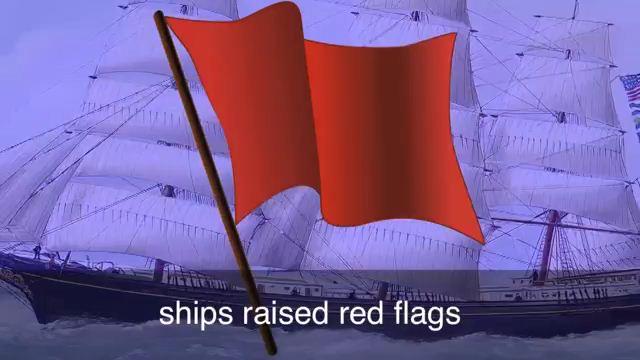 Red Flag - Dấu hiệu cảnh báo nguy hiểm