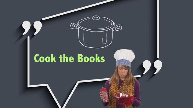 Cook the Books - Xào xáo sổ sách