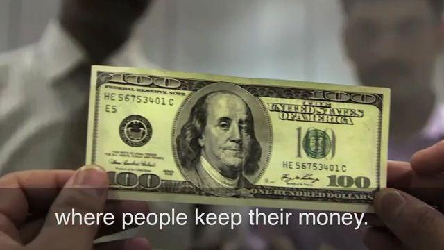 Bank on Something - Tin tưởng vào điều gì đó