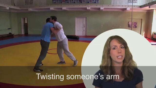 Twist Someone's Arm - Thuyết phục ai đó