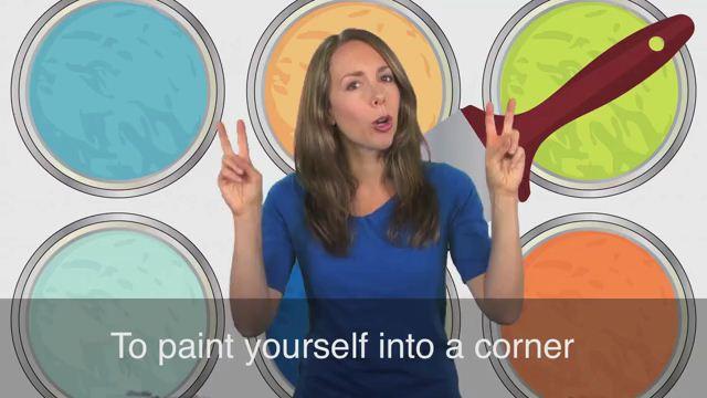 Paint Oneself Into a Corner - Tự dồn mình vào góc tường