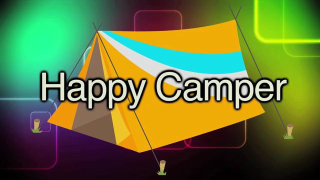 Happy Camper - Người vui vẻ
