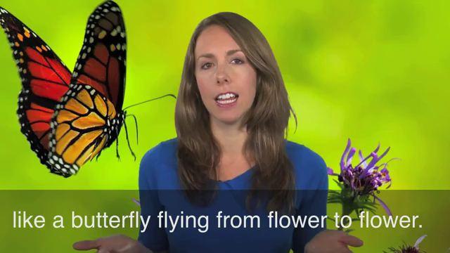 Social Butterfly - Người thích giao du, kết bạn