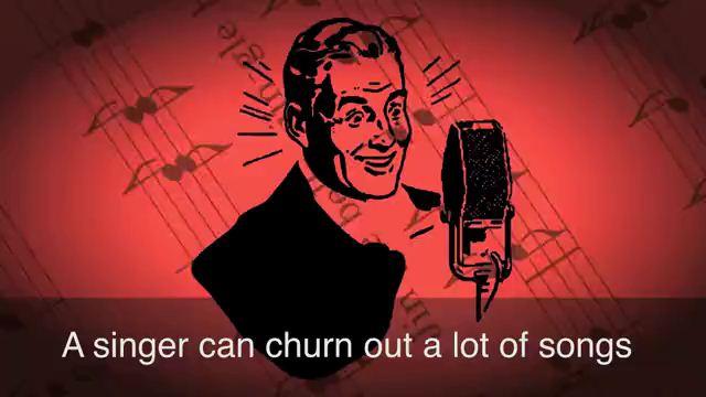 Churn Out - Sản xuất ồ ạt
