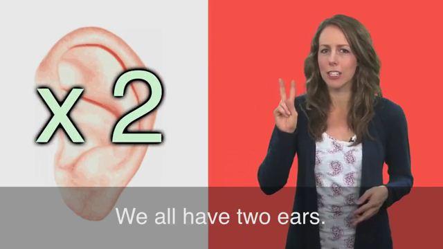 All Ears - Dỏng tai nghe