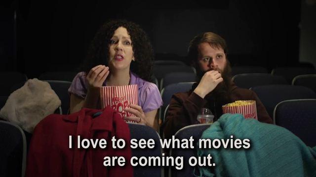 Level 2 - Lesson 19: Movie Night