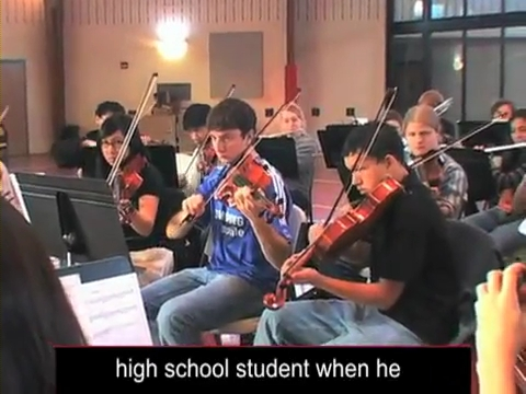 A Student Orchestra, Where the Players Decide What to Play