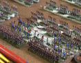 Army of Tiny Soldiers Replicates Battle of Waterloo