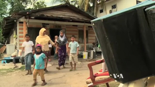 Surge of Rohingya Flee Myanmar for Uncertain Future in Malaysia