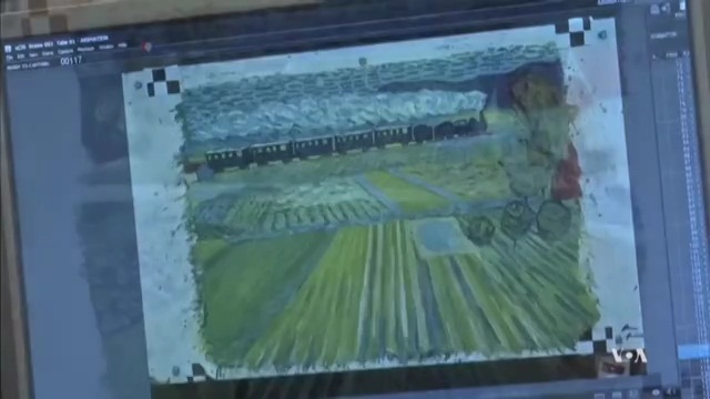 Filmmakers Produce Hand-Painted Documentary on Van Gogh