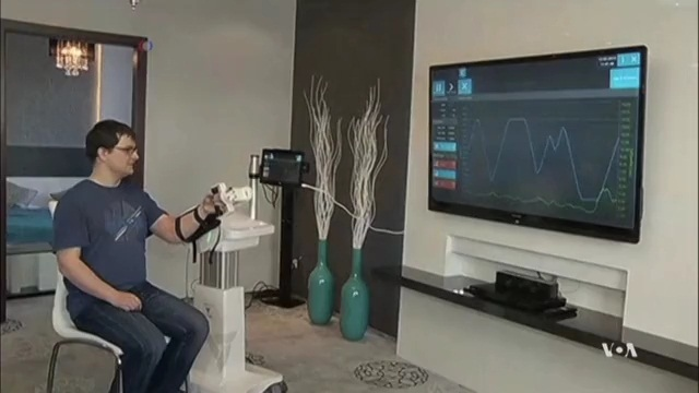 Physical Rehab Robot Helps Heal Muscle Damage