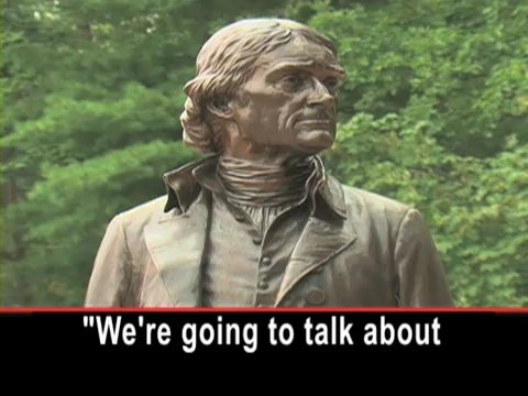 Now, Some Gardening Advice, Brought to You by Thomas Jefferson