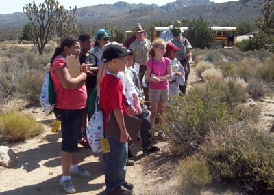 Using National Parks as Classrooms