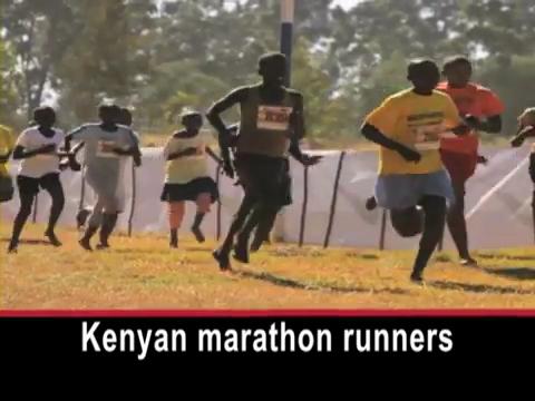 Going to Kenya to Seek Runners' Winning Formula