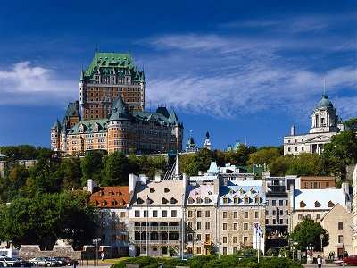 Lesson 5 - Travel to Quebec