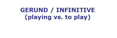 Part 6 - Gerund and Infinitive 1