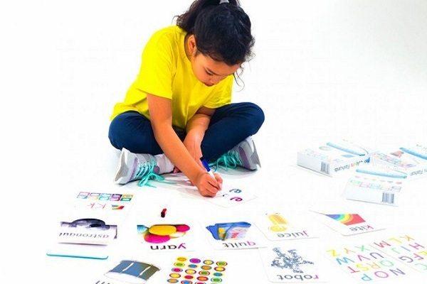 4 – Dạy bé học tiếng anh bằng phương pháp tô màu tranh vẽ