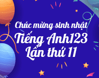 Chương trình khuyến mại sinh nhật lần thứ 11 - 2020