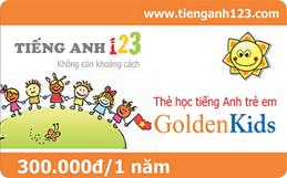 Chương trình học tiếng Anh trẻ em online GoldenKids - Hướng dẫn - Học Tiếng  Anh Miễn Phí, Học Tiếng Anh Trực Tuyến