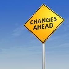 Thông báo nâng cấp website và thay đổi giao diện